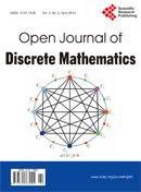 离散数学杂志Open Journal of Discrete Mathematics