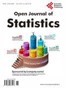统计学报Open Journal of Statistics